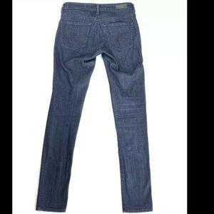 AG the Jegging Super Skinny Jeans size 25